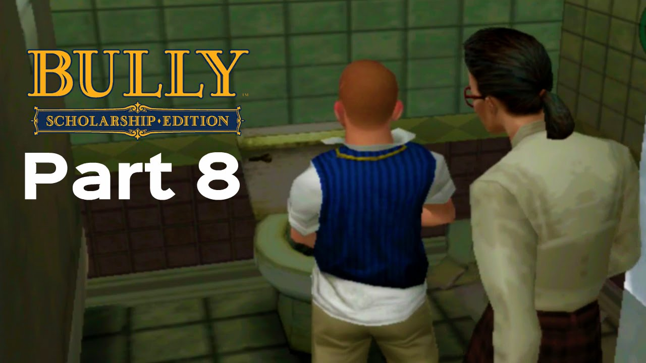 Bully Gameplay Walkthrough Part 8 - The Teacher Watched Me Pee! (Canis  Canem Edit)