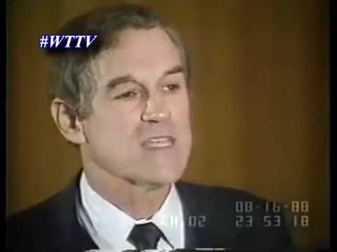 Ron Paul - Austrian Economics Explained - 1988