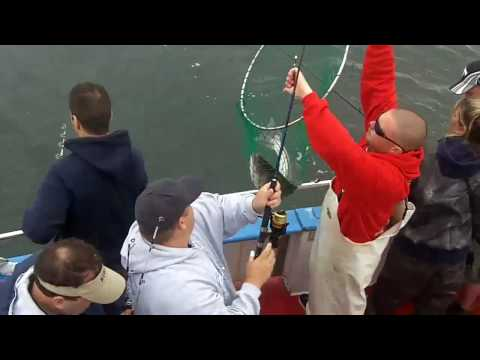 Atlantic Highlands Party Boat, Fishermen, Stripers
