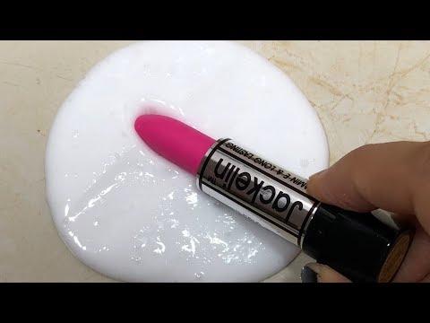 Makeup Slime Mixing - Satisfying Slime Videos #4 !! Tom Slime