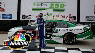 Nascar Xfinity Series: Echopark 250 At Atlanta | Extended Highlights | 6/6/20 | Motorsports On Nbc