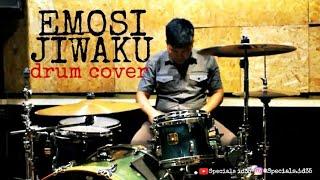 Emosi Jiwaku Cover Drum Aransemen by Reza Rezroll ft Kin