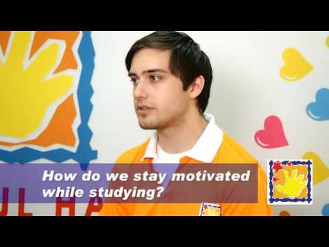 Teacher's interview Studying Effectively 03