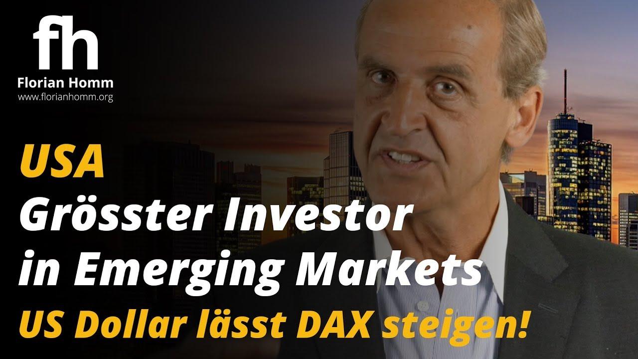 Dax steigt und USA lenken alle Währungen, wie geht es weiter ...