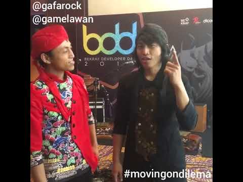 Gafarock & Gamelawan   Video Greeting PS MO