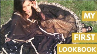 First LookBook    Indian OR Ethnic Outfit   jazz Beauty World