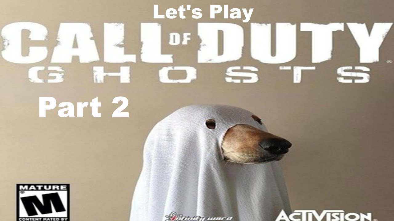 Let39s Play Call of Duty Ghosts Campaign Part 2 quotOh