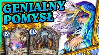 Genialny pomysł! - N'Zoth Highlander Mage #5 by APXVoid - Hearthstone Deck (Doom in the Tomb)