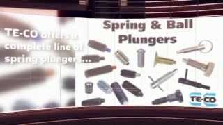 Spring Plungers