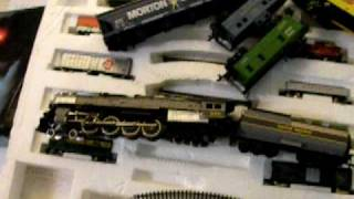 03.07.09 My new train lot I got today for $80 not great but thats aight