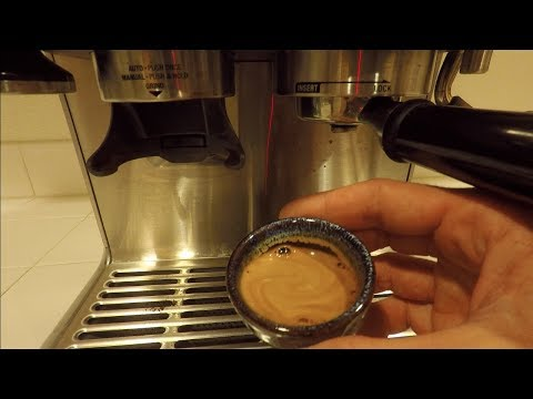 Making Great Espresso At Home || Breville Barista Express Review ||
