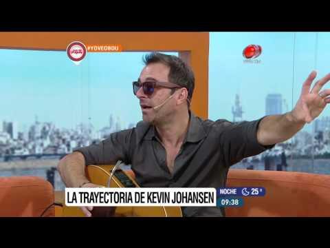 Buen día Uruguay - Kevin Johansen 24 de Febrero de 2017