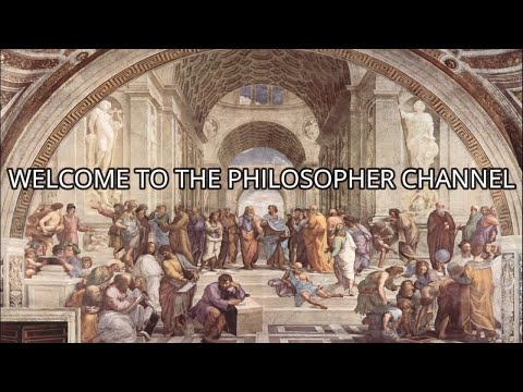 The PHILOSOPHER Youtube Channel TRAILER 2019