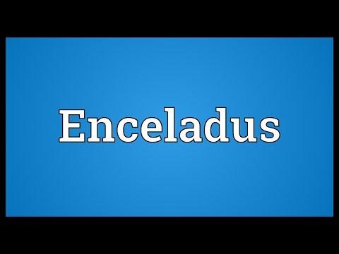 Enceladus Meaning