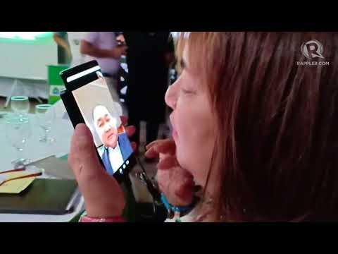 PLDT CEO Manny Pangilinan video-calls Batanes governor