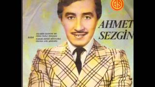Ahmet Sezgin - Uyu Demeye Geldim