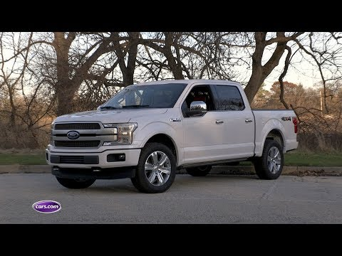 2018 Ford F-150 Review — Cars.com