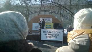 Митинг предпринимателей Чернигова + 5.10(2)
