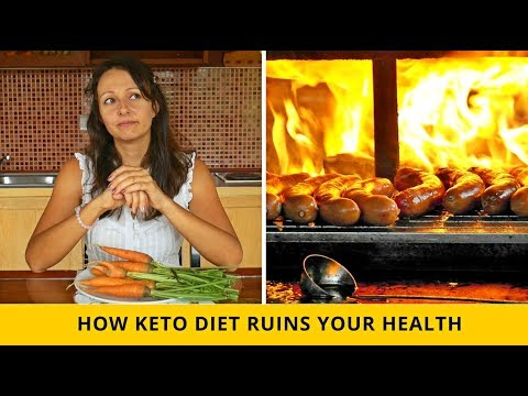 How Keto Diet Ruins Your Health And Hormones