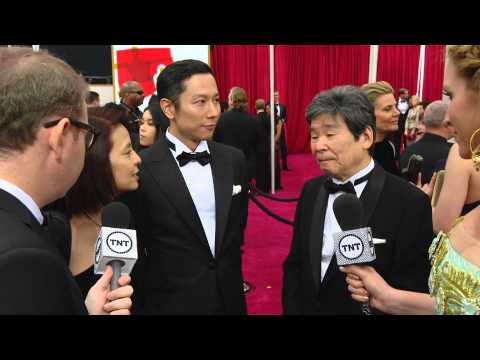 La Entrega del Oscar®  Isao Takahata