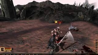 видео Обзор демоверсии компьютерной игры Dragon age 2 (Эпоха дракона 2)