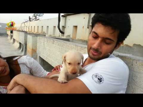 Uday Kiran & his wife Vishitha's Happy Days - An Exclusive Must Watch Video!