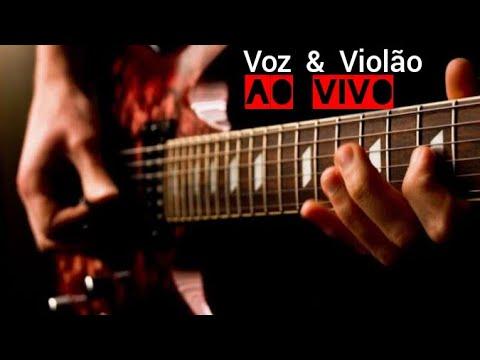 VOZ E VIOLÃO ao vivo no Barzinho  • AS MELHORES DO POP ROCK NACIONAL • Biano Gonzaga