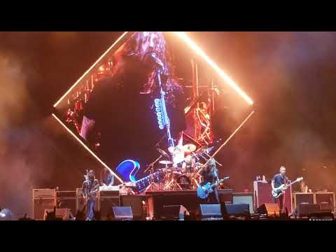 Foo Fighters with an epic performance of