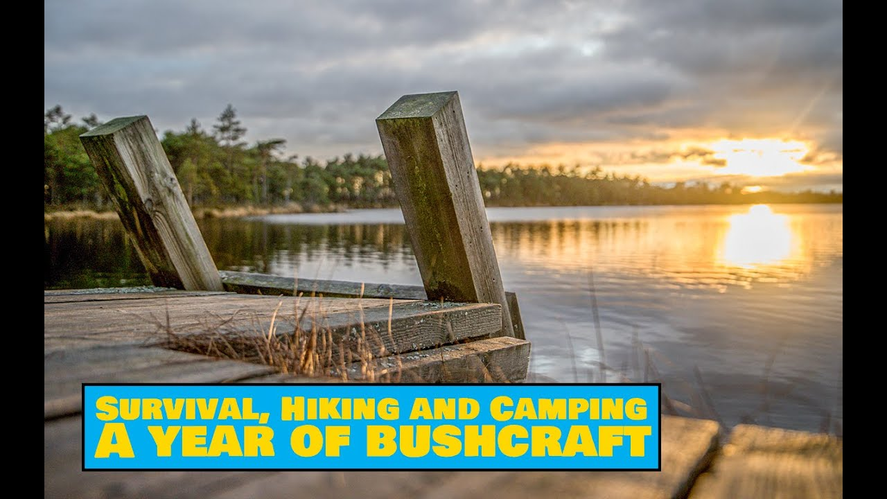 A Year of Bushcraft 2020 / Aasta looduses 2020 - Easy Outdoors
