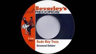 Desmond Dekker Rudeboy Train