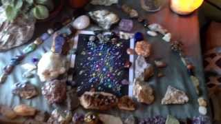 Fairy Energy Crystal Grid : Love , abundance, healing :) and high vibrations