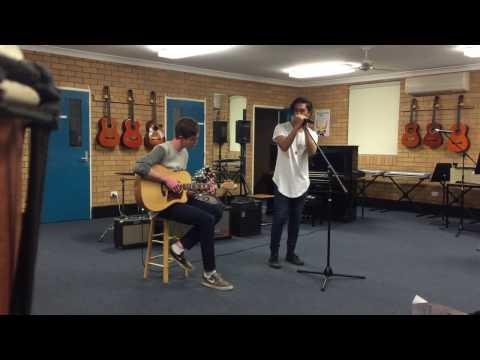 HSC Encore Nomination 2017 - Nino Ganal (MASHUP) Acoustic + Vocals