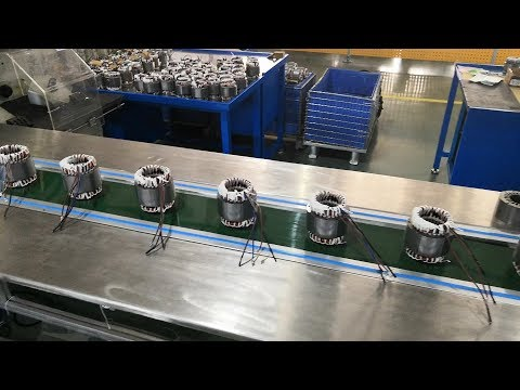 How To Make An Electric Water Pump In China_Motor Equipment Supply