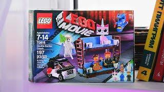 LEGO Movie Двухъярусный Диван - НАБОР НА ОБЗОР (70818)