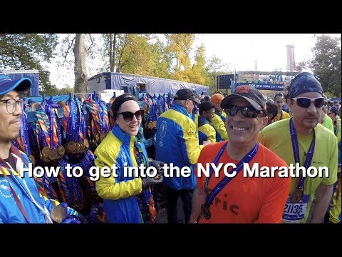 NYC Marathon Hacks: How to Get In