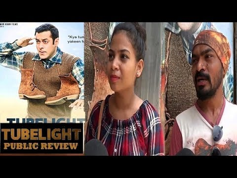 Live : Public review of 'Tubelight'