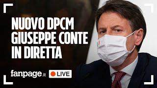 In diretta da palazzo chigi, il premier giuseppe conte presenta nuovo dpcm- collegati alla home page: http://www.fanpage.it/- iscriviti al canale: http://...