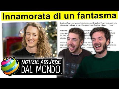 INNAMORATA DI UN FANTASMA: «PRESTO AVREMO UN BAMBINO!» - Notizie #19