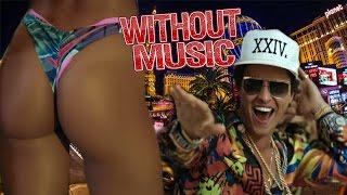 Bruno Mars - Without Music - 24K Magic