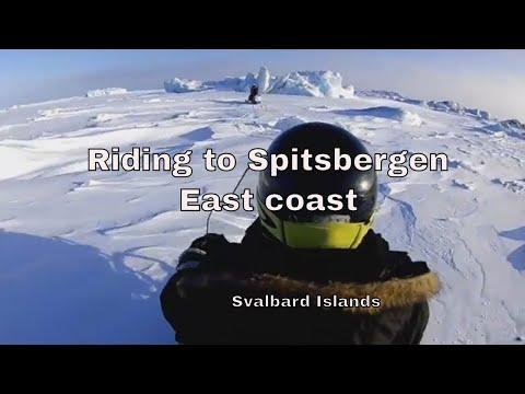 Riding To Spitsbergen East Coast