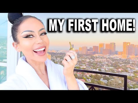 My New Home Tour!