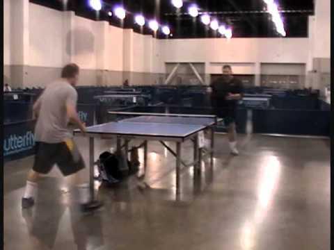 Larry's Hardbat Highlights US Open 2011