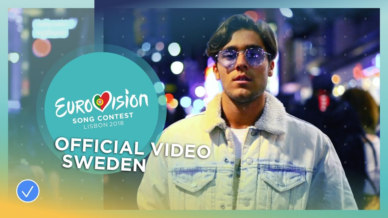 Benjamin Ingrosso Dance You Off Sweden Official Music Video Eurovision 2018 Youtube
