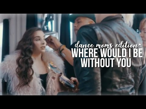 NEW VERSION OF MY VIDEO: Where Would I Be Without You!