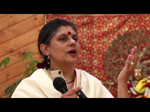 Yoga and Tantra with Yogini Shambhavi