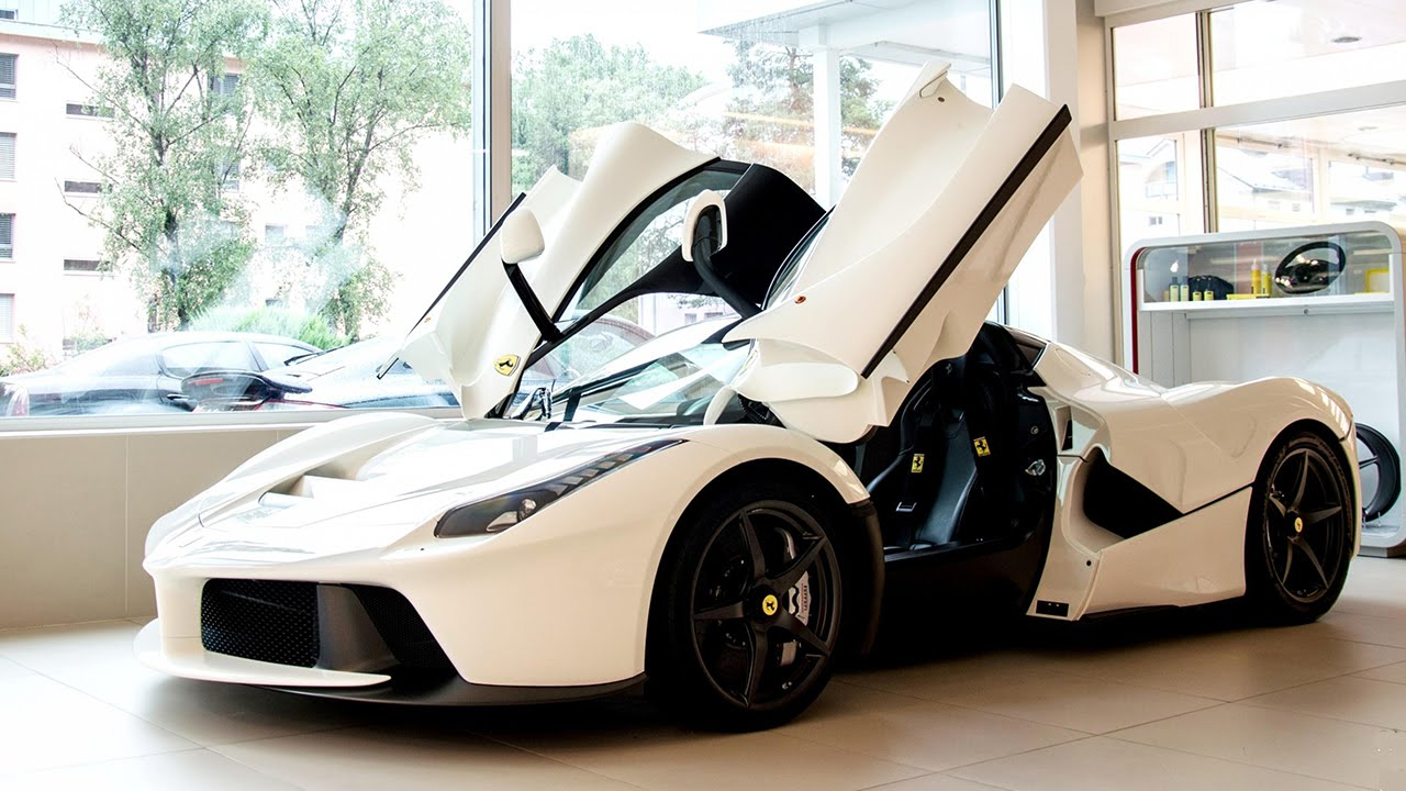 laferrari white wallpaper - photo #24