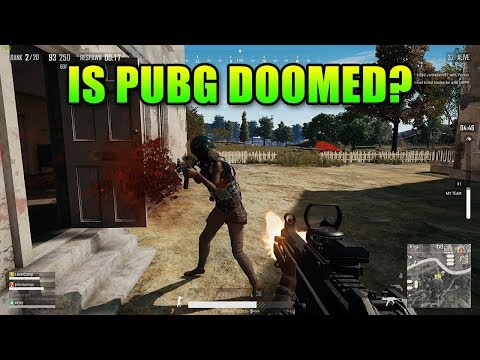 Is PUBG Doomed? The Future of Battle Royales