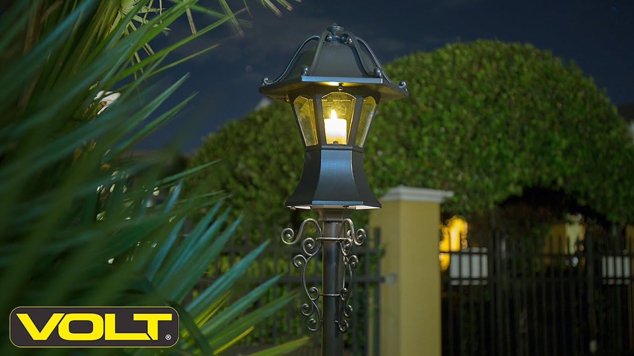 Volt Coachman Led Path Area Light Low Voltage Landscape Lighting