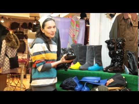 Travel Rain Boots - Aigle, Le Chameau, PYSIS, Love Winter Valenkis