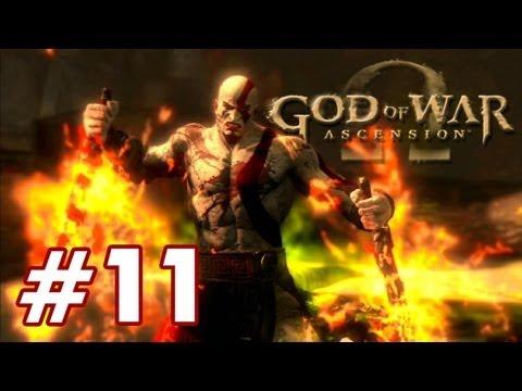 God of War: Ascension - PART 11 Playthrough TRUE-HD QUALITY
